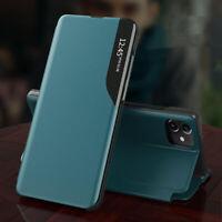 Para iPhone 12 /12 Pro /12 Pro Max Funda protectora de cuero a prueba de golpes