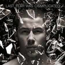 "Nick Jonas - Last Year Was Complicated (NEW 12"" VINYL LP)"