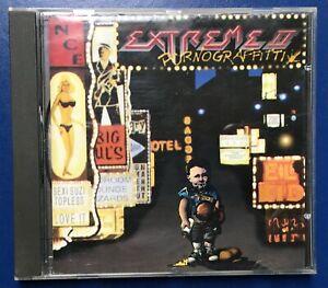 CD EXTREME II PORNOGRAFFITTI 395 313 2 WEST GERMANY 1990