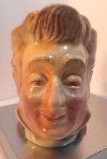 "Besswick England # 1117 Mid Size Toby Mug - Pecksniff - 3 1/2"" Mint"