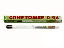 Alkoholmesser Alkoholmeter Spirtomer Spirtometr Spirtometer  СПИРТОМЕТР 0-96°