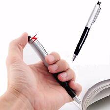 Electric Shock Pen Toy Utility Gadget Gag Joke Funny Prank Trick Novelty Gift