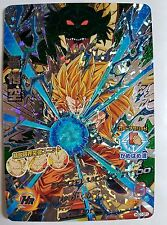 Carte Dragon Ball Z DBZ Dragon Ball Heroes God Mission Part 1 #HGD1-CP1 Holo