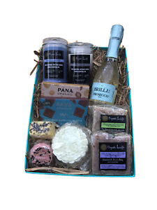 Gift Hamper Box Luxury Birthday Present For Him & Her Mother's Day