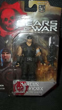 Neca Gears of War 3.75 Series 1 Marcus Fenix Figure USA Unopened