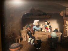 disney parks gallery of light olszewski pinocchio workshop of wonder new in box
