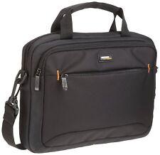 AmazonBasics 11.6 Inch Laptop and Tablet Slim Shoulder Messenger Bag Black