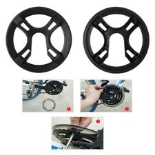 Bicycle Chain Wheel Cover Plastic Plate Guard Protective Pivot Crank Accessories