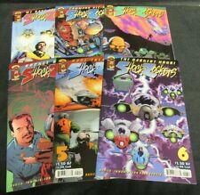 Shock Rockets #1-6 (2000) Complete Set Image Comics NM 9.0-9.4 M239