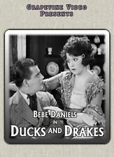 Ducks and Drakes [New DVD] Silent Movie