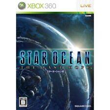 Used Xbox360 Star Ocean: The Last Hope Japan Import