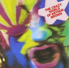 The Crazy World Of Arthur Brown CD NEW SEALED Fire/I Put A Spell On You+