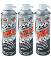 Gibbs Brand Lubricant, Multi Purpose, Penetrating Oil, Metal Protector (3-12oz)