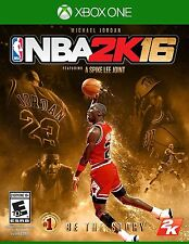 NBA 2K16 - Michael Jordan Edition [Xbox One XB1, Basketball, Sports, MJ] NEW