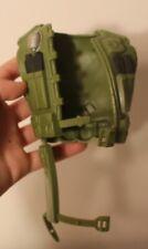 "1:6 Hasbro Gijoe Vs Cobra 12"" Figure Duke Green Tactical Bullet Proof Vest"