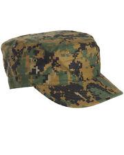 Mil-Tec BDU Feldmütze RipStop Mütze Cap Kappe Schirmmütze Jagdmütze S-XXL