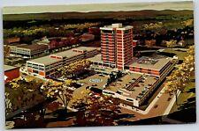 Vintage MA Postcard Colonial Hilton Inn Hotel Pittsfield Mass Massachusetts A06