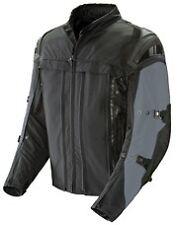 Joe Rocket 1252-1603 Textile Jacket MD Gun Metal / Black