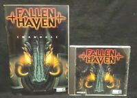 Fallen Haven PC CDROM Video Game + Manual 1997- Mint Disc 1 Owner !