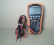 KLEIN TOOLS MM600 AUTO RANGING DIGITAL MULTIMETER TOUGH METER