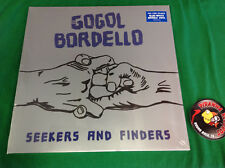 Gogol Bordello Seekers and Finders Rock LP SEALED 2017 Piranha Records