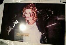 Sandra Bernhard Signed Autograph COA