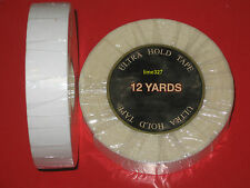 "Walker Utra hold Tape 3/4""x 12 YDS Tape Roll for Lace Wigs ,Toupee."