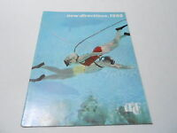 VINTAGE CATALOG #2324 - 1966 NEW DIRECTIONS A&F SPORTING GOODS