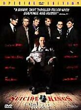 SPECIAL EDITION SUICIDE KINGS, CHRISTOPHER WALKEN LIKE NEW IN ORIGINAL CASE DVD