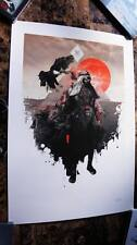 Assassins Creed Assassin Gabz Giclee Print Lithograph Egypt Origins