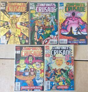Comics Infinity Crusade 1-5