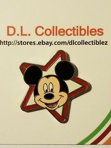 Disney Stars Mini Collection Mickey Mouse Pin