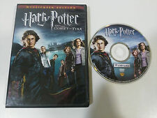 HARRY POTTER AND THE GOBLET OF FIRE DVD + EXTRAS ENGLISH ESPAÑOL REGION 1
