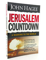 John Hagee JERUSALEM COUNTDOWN A Warning to the World 1st Edition 3rd Printing