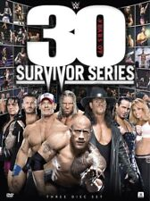 WWE: 30 Years Of Survivor Series [New DVD] 3 Pack, Ac-3/Dolby Digital, Digipac