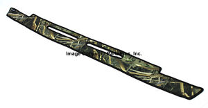 NEW Realtree Max-5 Camo Camouflage Dash Mat Cover / FOR 1987-95 JEEP YJ WRANGLER