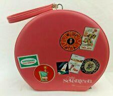 Miss Seventeen Pink Doll Travel Plastic Case Zipper Barbie 1964