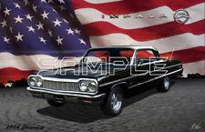 1964 Chevy Impala American Classic Print