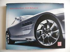 Livre automobile : MERCEDES - BENZ SLR Mc Laren en allemand
