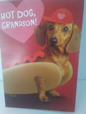Hallmark/heart line Valentine's Day Card