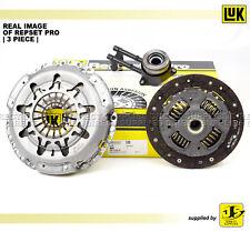 Genuine LUK REPSET PRO 3 Piece Clutch Kit FORD FIESTA VI 1.4 TDCi 09 - 622313933