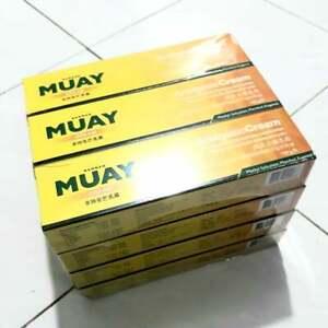 NEW 12 PCS Namman Muay Thai Boxing Analgesic Balm Creme Relieve Pain Ache 100g