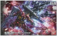 BANDAI HG 1/144 MS-06R ZAKU II PSYCHO ZAKU Gundam Thunderbolt Ver Model Kit NEW