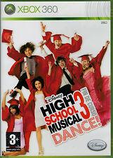 High School Musical 3 Dance (Xbox 360 Nuevo)