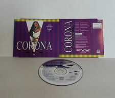 Single CD CORONA-Try Me Out 7. tracks 1995 75