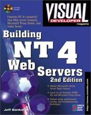 Visual Developer Building NT 4 Web Servers, 2nd Edition: Support the Web and Cor
