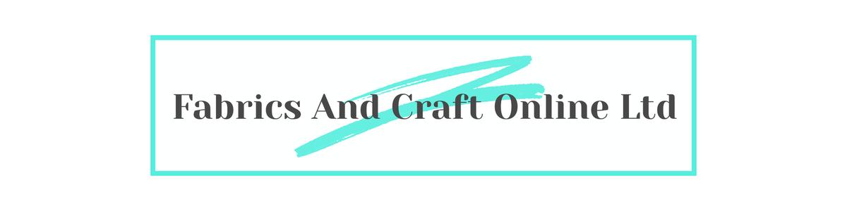 Fabrics And Craft Online Ltd