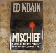 Mischief by Ed Mcbain First Edition 1993, Hardcover
