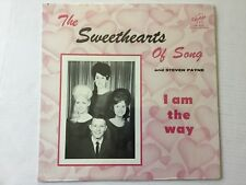 The Sweethearts of Song & Steve Payne I AM THE WAY LP Louisville KY M- +bonus