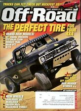 Off-Road Magazine October 2011 The Perfect Tire for your 4x4